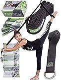 Pierna Camilla: Get más flexible con la puerta flexibilidad Trainer lite por everstretch: Premium estiramientos equipo para ballet, danza, artes marciales, Taekwondo y gimnasia. Su Propio Stretch portátil máquina.