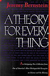 A Theory for Everything (Texts and Monographs in Physics) by Jeremy Bernstein (1996-08-29)