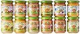Yammy Pack Vacaciones Potitos de Frutas 4680 g