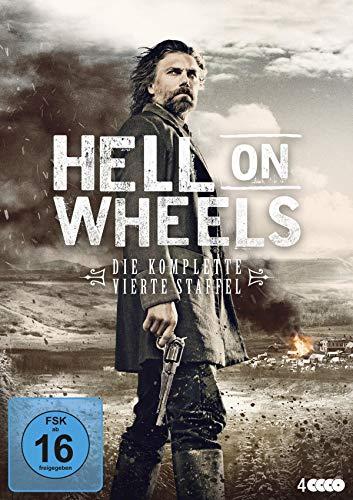 Hell on Wheels - Die komplette vierte Staffel [4 DVDs]