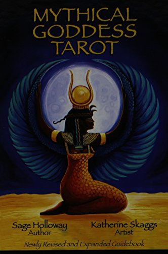 Title: Mythical Goddess Tarot Deck and Guidebook Set