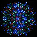 Proxima Direct® 200 LED 23M Multi Coloured Solar Powered Fairy Light Waterproof -- Garden Outdoor Christmas Lights, Ship by 1st class delivery