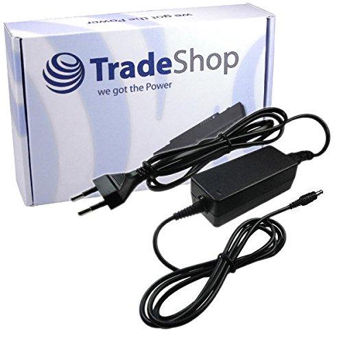 Adattatore per alimentatore di rete per caricabatterie di computer portatili, 19 V, 2,1 A, per Samsung N230, N310, N510, N-110, N-120, N-130, N-140, N-145, N-210, N-220, N-230, N-310, N-510, NB30, NB-30, NC10, NC20, NC-10, NC-20, ND10, ND20, ND-10