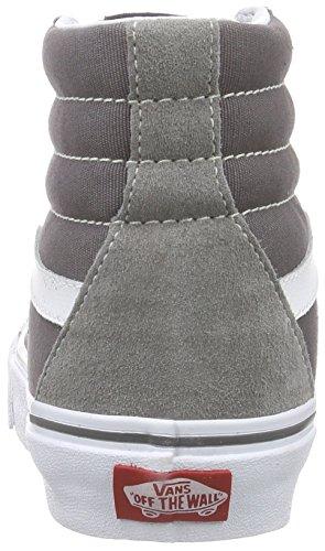 Vans Sk8-Hi Reissue, Sneakers Hautes Mixte Adulte Gris (Surplus/Frost Gray/Pewter)
