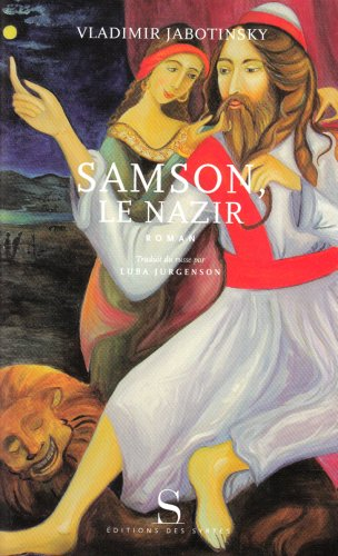 Samson le Nazir par Vladimir Jabotinsky