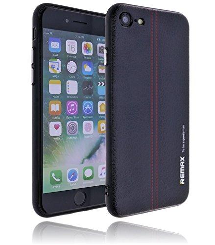 Apple iPhone 7 Hülle Design Silikon Schutzhülle inkl. GRATIS Panzerglas | Handyhülle | Bumper | Cover | Case | Tasche | Hülle aus bruchfestem Verbundstoff #GM-08 GM-01