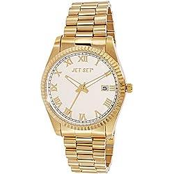 Jet Set Women's Watch Beverly Hills gold/white J70568-722