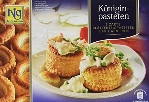 Hig Hagemann Blätterteigpasteten, 12er Pack (12 x 150 g)