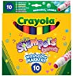 Crayola 10 Mini Stampers Expressions