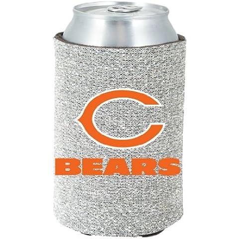 Chicago Bears Glitter Kolder Kaddy Can Holder