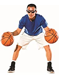 Spalding Dribble Goggles (8481cn)–Gris