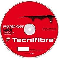 Tecnifibre Uni wrz941000TF Pro Redcode Wax 1.30mm, 200m Rollo Cuerdas, Rojo, M