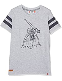 Lego Wear Boy Star Wars Teo 350p, T-Shirt Garçon