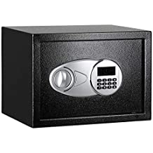AmazonBasics Security Safe - 0.5-Cubic Feet,Black(14.15 litres)