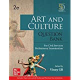 Art and Culture Question Bank For Civil Services Preliminary Examination | Second Edition