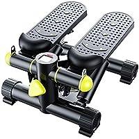 BAIMILI Swing Stepper Cardio Fitness Mini Stepper Cardio Fitness Stepper Up-Down para Usuarios Principiantes Y Avanzados Carga Máxima: 150 Kg