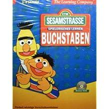 Sesamstrasse: Spielerisches Lernen - Buchstaben