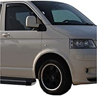 fur VW T5 TRANSPORTER MULTIVAN CARAVELLE 2003 Einstiegsleisten Schutzleisten Ed