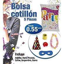 Pack x50 Bolsas de Cotillon Plata Eco Mediana ce7661be097
