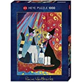 Heye 29081 - Standardpuzzles We Want To Be Together, Rosina Wachtmeister, 1000 Teile