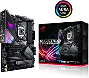 Asus 90MB0YF0-M0EAY1 Motherboard, STRIX Z390-E Gaming, Intel Z390, RoG - Sockel 115, Black