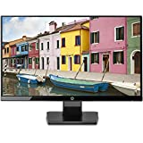 HP 21.5-inch (54.6 cm) Full HD LED Backlit Computer Monitor with IPS Panel - 1CA84AA (Black)
