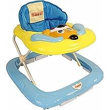 Andador para bebés regulable en altura con juguetes y sonido ARTI Perro 02 azul