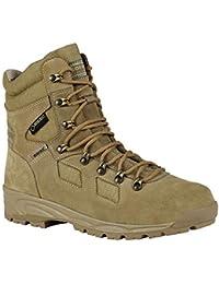 Cofra Scarpe Militari tattiche Anfibi Goretex Softair REISING Beige 4d10923e871