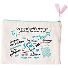 Mr. Wonderful , Beauty Case da viaggio  Rosa Pálido 24 cm