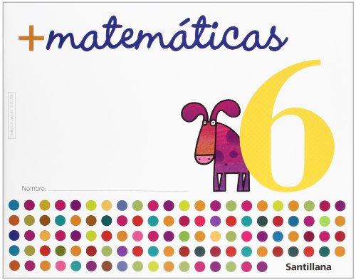Mas Matemáticas 6 - 9788429407761