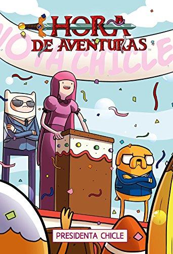 Hora de Aventuras. NG 8. Presidenta Chicle
