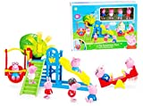 #8: Kiditos Peppa Pig Slide Amusement Park