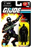 25th Anniversary GI Joe - Snake Eyes Wave 4 by G. I. Joe