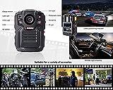 Angin-Tech cam102 infrarossi Night Vision HD 1080P Body polizia portato Video Telecamera sicurezza IR Cam GPS integrato sostegno rilevazione movimento + 32 GB scheda TF (Include 32 GB TF scheda)