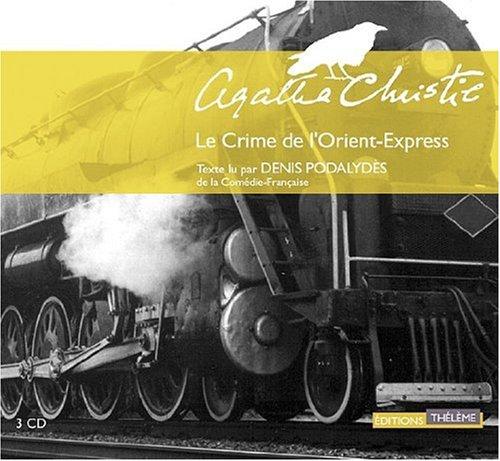 Le Crime de l'Orient-Express par Agatha Christie
