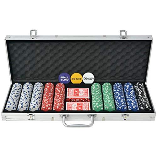 vidaXL Poker Set...
