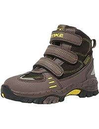 VITIKE Scarpe da Escursionismo Scarpe Scarponi da Neve Invernali Piatto  Pelliccia Stivali Sneaker Sportive Esterne Scarpe 8747980d137