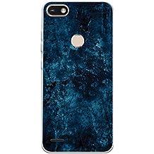 YuBingo Soft Silicone Designer Printed Mobile Back Case Cover for Tecno Camon I Sky | Deep and Captivating Blues | UV Printed | Waterproof | Shockproof | Slim | Light
