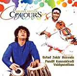 Colours: Golden Krithis by Zakir Hussain...
