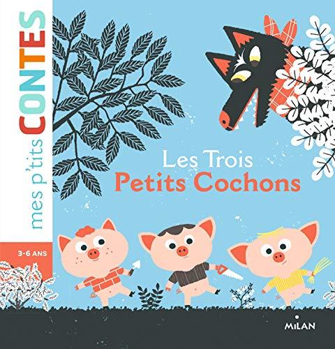 Les trois petits cochons par Agnès Cathala
