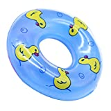 bismarckbeer 3Pcs Miniature Dolls Swimming Lifebuoy Life Ring for Barbie Kids Collection Toy