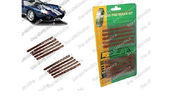 10 Stick Reparatur Reifen Bits Bohren Reifen Auto Motorrad Wohnmobil
