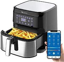 Proscenic T21 Friggitrice ad Aria, 5.5L Air Fryer Controllo con App & Alexa e Display LED Toccabile, Funzioni...