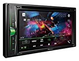 Pioneer AVH di a200bt Media Center con 15,7 cm (6,2 pollici) Schermo Nero