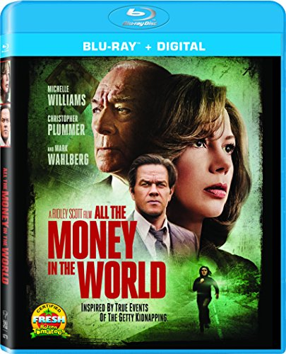 ALL THE MONEY IN THE WORLD - ALL THE MONEY IN THE WORLD (1 Blu-ray)