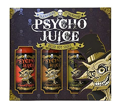 Psycho Juice Gift Box Ghost Collection