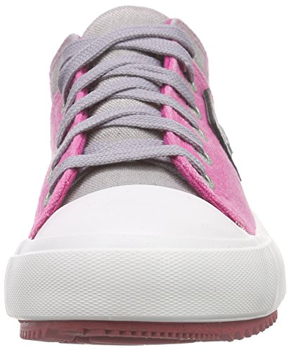 Ice Peak Warin, Baskets Basses femme Rose - Pink (620 pink)