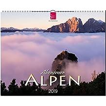 GF-Kalender Abenteuer ALPEN 2019