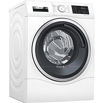 Bosch WDU28560GB Freestanding A Rated Washer Dryer in White