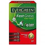 Evergreen Fast Grass, Rasen, für 15qm, 4-Tage-Keimung, 600 - Best Reviews Guide